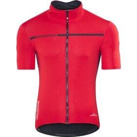 Castelli Perfetto Light 2 Fietsshirt korte mouwen Heren, red